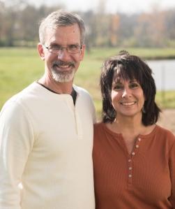 RosenowFamilyPhotos - Scott and Kathy