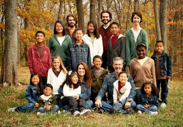 Family Portrait - Color - small