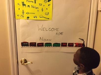 Nolan Home! 8-1 #2