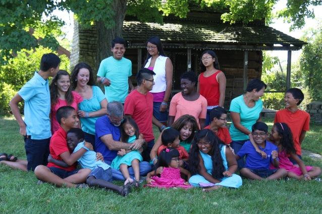 Family Photo Shoot 9-10-15 #14