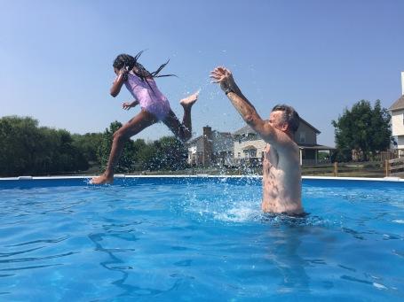 Vacation - Kid Toss 9-6-15 #11