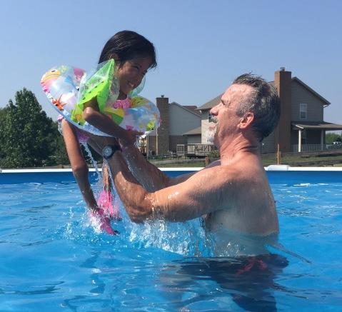 Vacation - Kid Toss 9-6-15 #9