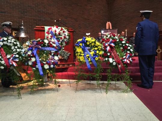 Blackthorn Memorial Service #1