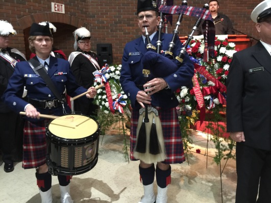 Blackthorn Memorial Service #2