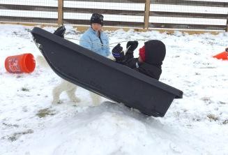 Snow Day 2-15-16 #10