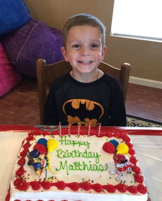 Matthias's 5th