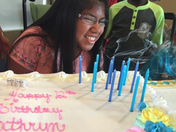 Kathryn's 12th Birthday #6
