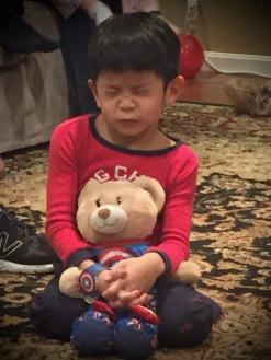 Jaden Praying