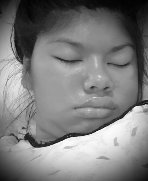 Kathryn's Surgery - Fever Climbing