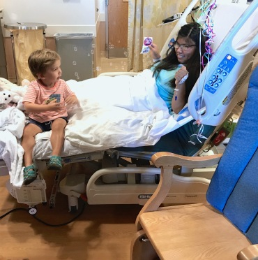 Kathryn's Surgery - Keller Visits #4