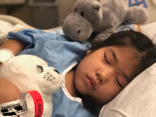 Lilyan - getting sicker 4/9/19