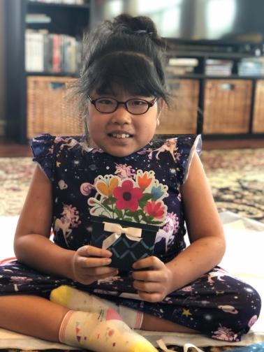 Lilyan Sitting - After Surgery #2