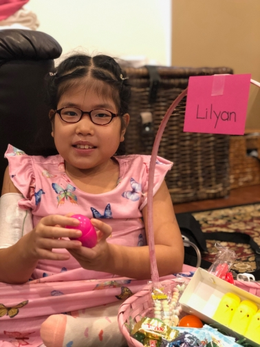 Lilyan Sitting - After Surgery #3