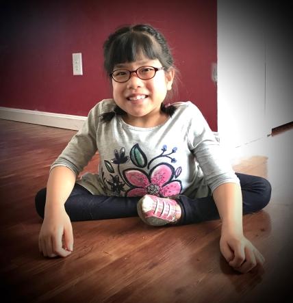 Lilyan Sitting - Before Surgery #12
