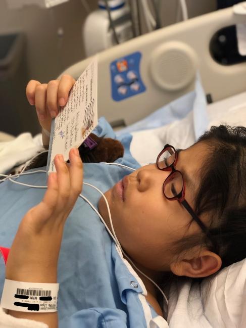 Third Surgery Blog Update 4-11-19 #5