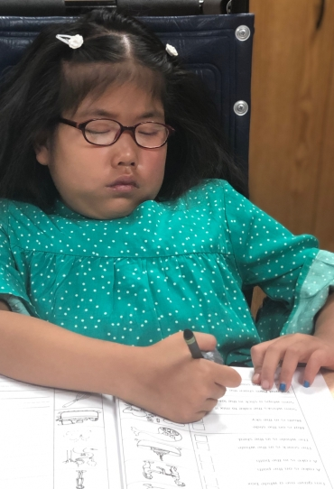 Doing School With High Fever May 20, 2019