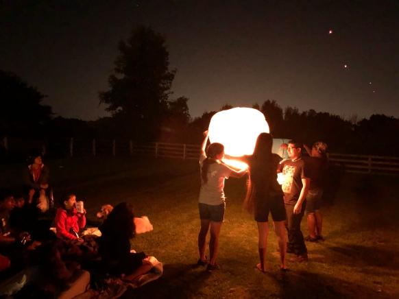 Lantern Release #15